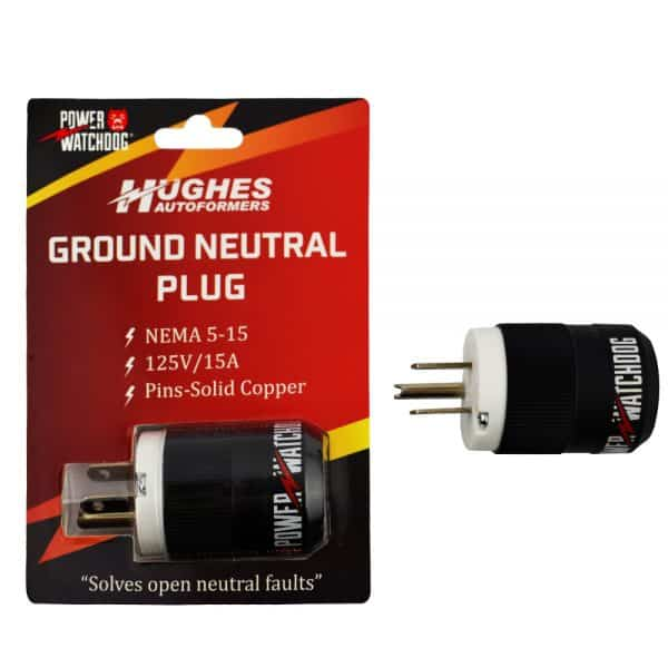 Ground Plug Main